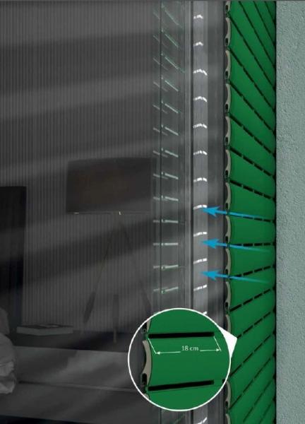 Tapparelle e zanzariere ideal serramenti - Tapparelle da esterno ...