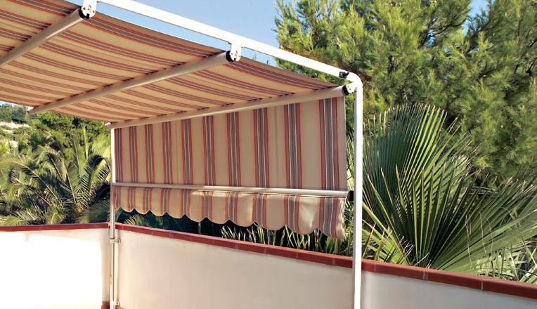 Tende da sole ideal serramenti for Tende da sole velux
